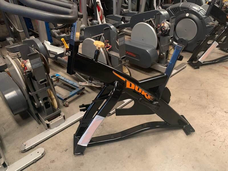 Bicicleta de spinning reacondicionada BH Duke