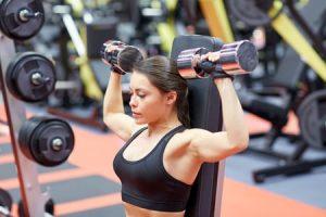 entrenamientos de fuerza con aeróbico