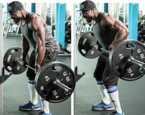 Los 6 mejores ejercicios para el dorsal