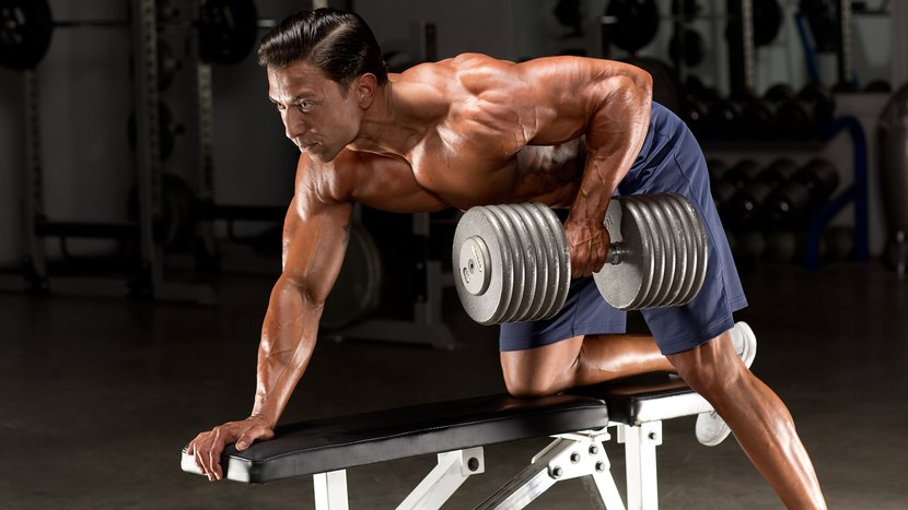 Los 6 mejores ejercicios para el dorsal y crecer
