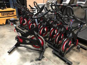 Beneficios de una bicicleta spinning