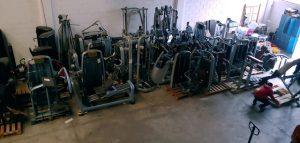 Máquinas de gimnasio baratas en Sevilla