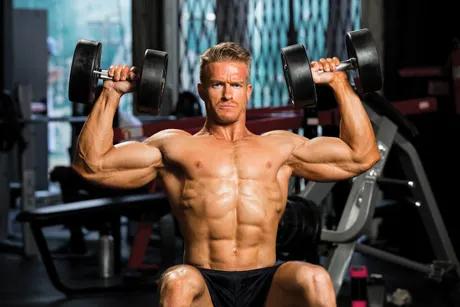 10 mejores ejercicios de hombro