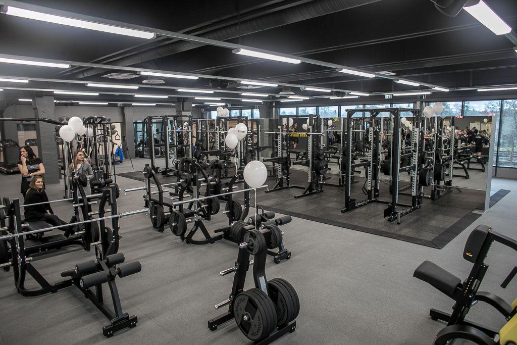 Cuánto cuesta montar un gimnasio en España
