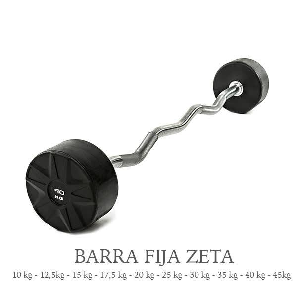 Entrenamiento para principiantes de pesas libres