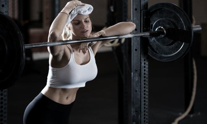 Entrenar en el gym en tu primer día