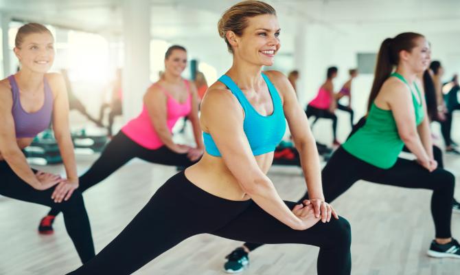 Entrenar en el gym