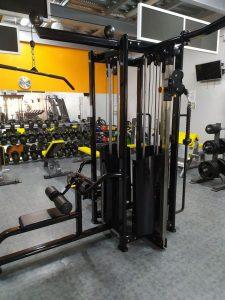 Vender equipos de gimnasio usados
