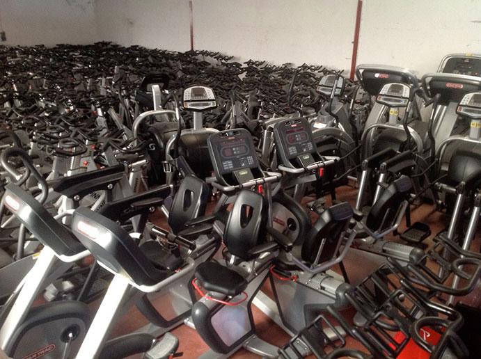 Por qué comprar equipos de fitness usados
