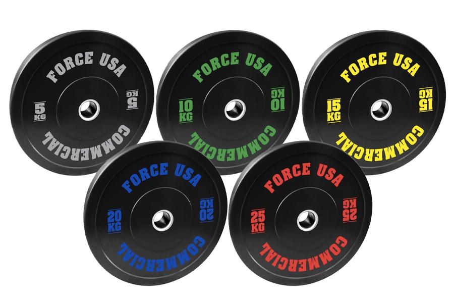 Discos pesas para montar tu gimnasio en casa
