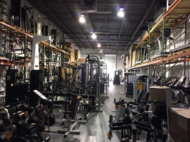 Ahorre dinero comprando máquinas de gimnasio