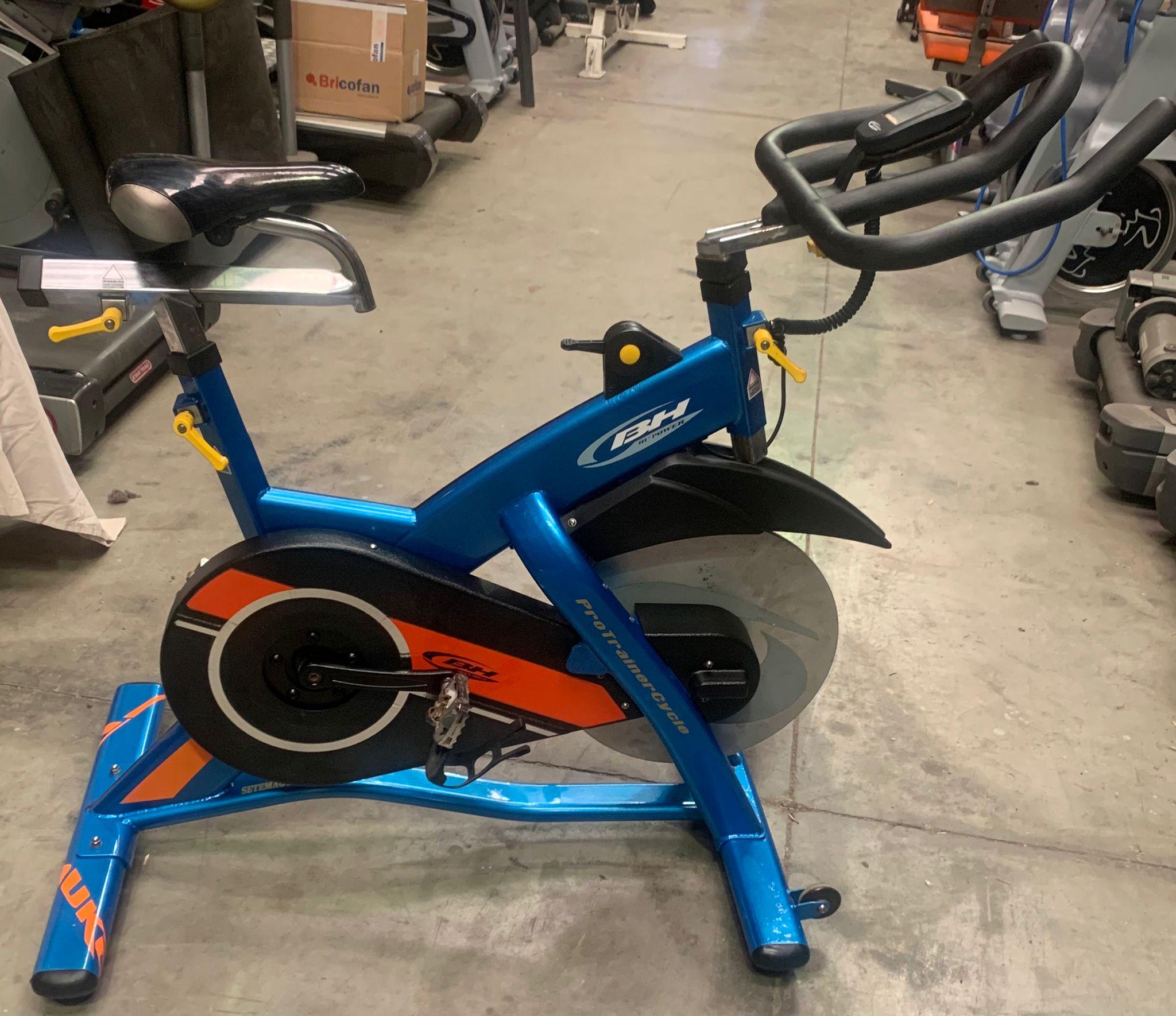 Elegir entre bicicleta de Spinning o Estática