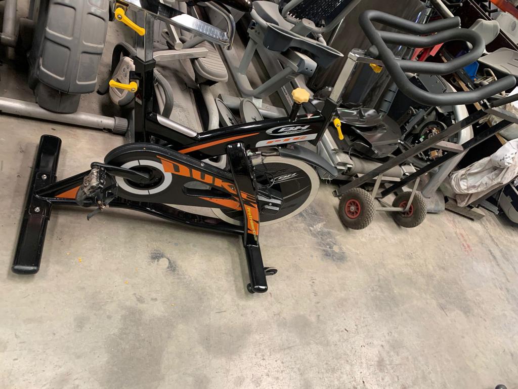 bicicletas para el gimnasio reacondicionadas BH Duke
