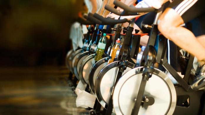 Entrenamientos bicicletas de Indoor y Spinning