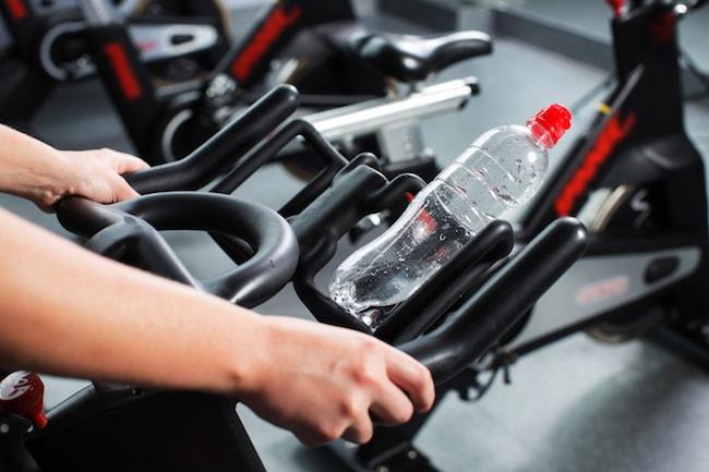 30 minutos de bicicleta estática para adelgazar