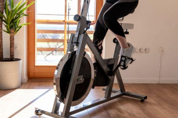 Bicicletas estáticas de segunda mano para gimnasios